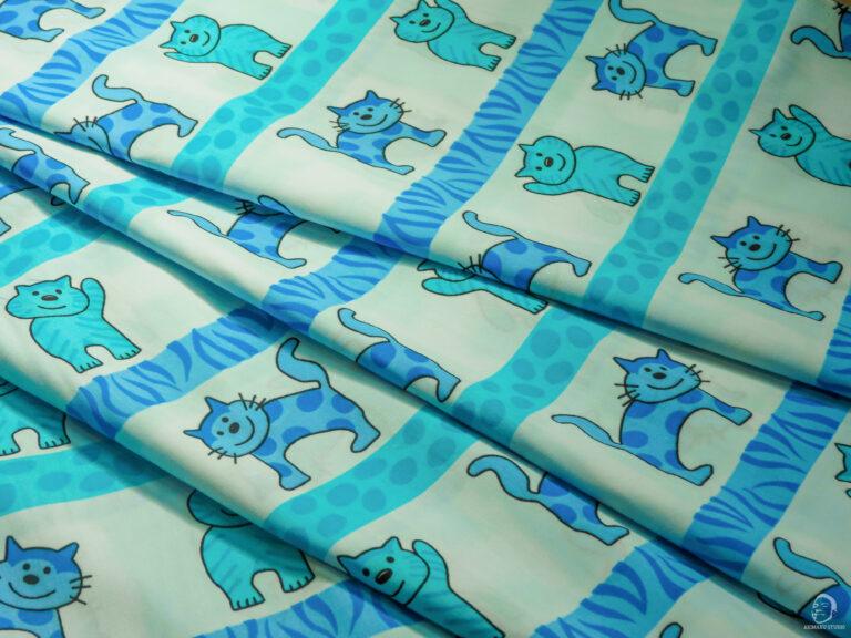 Gatico Azul
